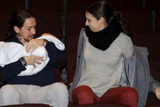 Iglesias y los de Podemos, pillados: afirman que sus hijos les pertenecen a ellos y no a Sánchez y Celaá