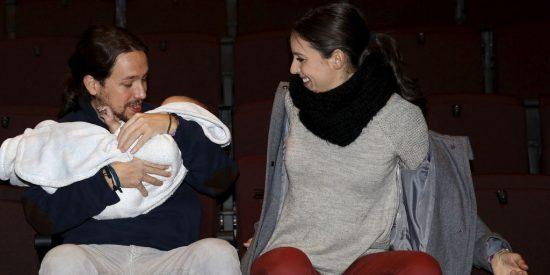 Iglesias y los de Podemos, pillados 'in fraganti': afirman que sus hijos les pertenecen a ellos y no a Sánchez y Celaá