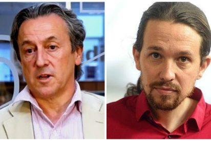 Hermann Tertsch ya es oficialmente el primer 'perseguido político' del gobierno PSOE-Podemos