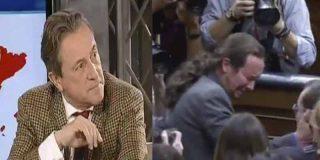 """Hermann Tertsch se mofa del lloriqueo de Pablo Iglesias por conseguir una Vicepresidencia con sus """"35 patéticos escaños"""""""