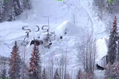 Incendia su cabaña por error y sobrevive casi un mes en Alaska a 20 grados bajo cero