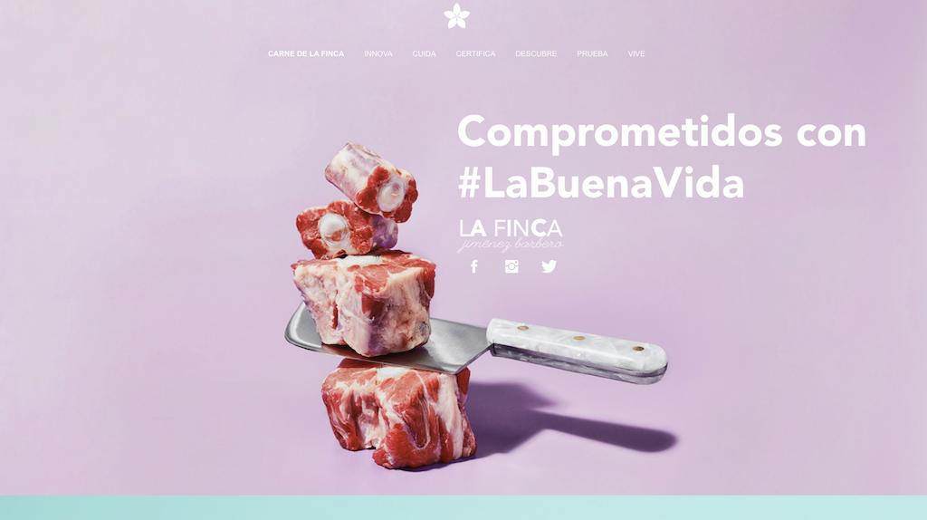 Reconocida como la mejor carne de Madrid por la Academia Madrileña de Gastronomía, La Finca Jiménez Barbero cumple 20 años fiel a su compromiso con #LaBuenaVida