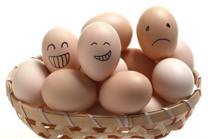 'Cocina cómica': recetas con muchos huevos