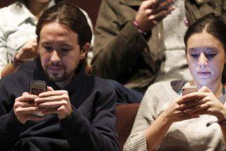 Un hijo de Pablo Iglesias le coge el móvil, publica un tuit accidental y se arma el lío en la red
