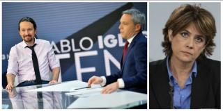 El vídeo que manda a Pablo Iglesias a las cloacas... de la desmemoria: así se pronunciaba en 2018 sobre Dolores Delgado