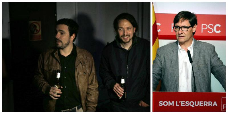 Pablo Iglesias y el 'síndrome del camarote de los Hermanos Marx': compartirá sede con los ministros 'botellines' Garzón y el socialista Illa