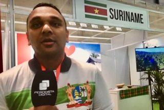 """Surinam en Fitur: """"Vengan a vivir una maravillosa experiencia en nuestro país"""""""