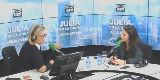"""Irene Montero echa balones fuera sobre el caso de las menores prostituidas en Baleares: """"Hay otros ministerios que están implicados"""""""
