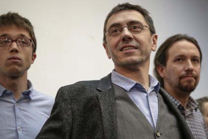 Bolivia y Vox coordinan un doble cerco judicial contra Iglesias, Monedero, Errejón, Zapatero y Garzón