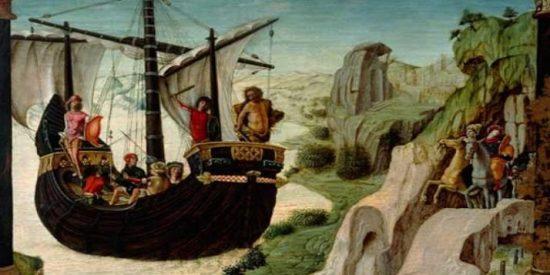 Pontos: elhijo pródigo de los Argonautas (XLXVXI)