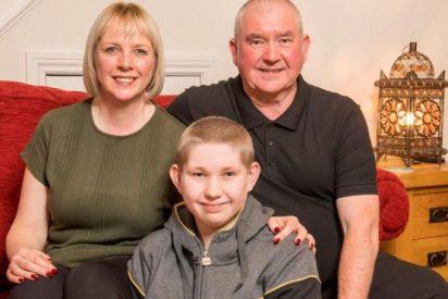 Pareja con suerte: gana 2 millones en la Lotería y tres días después su hijo se cura del cáncer