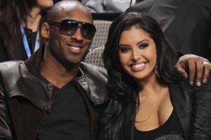 El sobre secreto que encontró la viuda de Kobe Bryant: