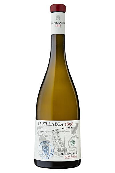 """La Fillaboa 1898 2010"", de Bodegas Fillaboa, premio Gran Albariño de Oro"
