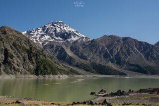 Imagen destacada del día: Laguna Invernada y volcán Quizapú, Chile