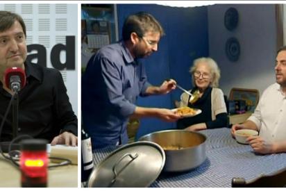 Losantos desvela cuál es la perdición gastronómica del golpista Junqueras... y es la que te imaginas