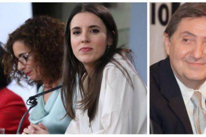 """Losantos y la última bobada de Moncloa: """"Los hijos serán de Sánchez y sus trillizas cacofónicas"""""""