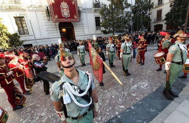 """VOX, en la celebración de la Toma de Granada a los moros: """"La reconquista no ha terminado"""""""