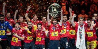 Los 'Guerreros Hispanos' del balonmano vencen a Croacia y revalidan su título de Campeones de Europa