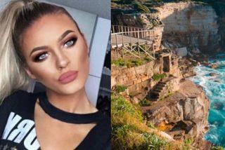 Selfie mortal: se mata la influencer inglesa Madalyn Davis al caer por un acantilado mientras se hacía una foto