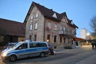 Un alemán de 26 años mata a tiros a seis miembros de su familia en su propia casa