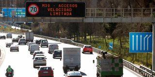 El alcalde Almeida activa por primera vez el protocolo anticontaminación en Madrid