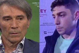 Fede Valverde ridiculiza al 'Lobo' Carrasco por quejarse del césped cuando el Barcelona iba perdiendo