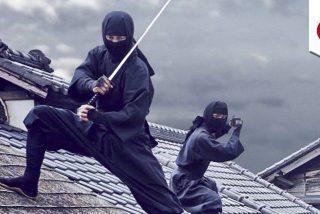 Edo Wonder: Viaja en un tren rodeado de 'ninjas'