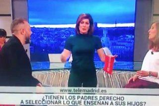 El juego sucio de Antonio Maestre: se ríe en Twitter de una tertuliana con la que acaba de compartir plató de televisión