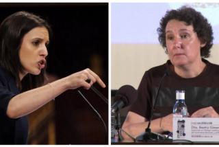 """Irene Montero ficha a esta 'joyita' para dirigir el Instituto de la Mujer: """"La heterosexualidad oprime a las mujeres"""""""