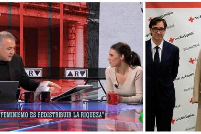 Irene Montero incendia la Casa Real con un desplante en toda regla a la reina Letizia