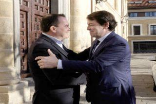 Fernández Mañueco preocupado con la formación del nuevo Gobierno de Sánchez