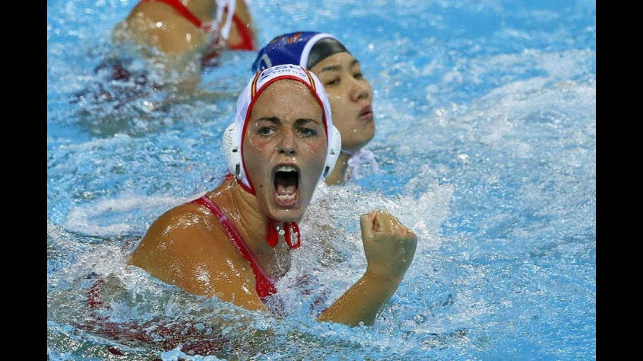 Waterpolo: Las 'hidroguerreras' de la Selección Española ganan el Campeonato de Europa