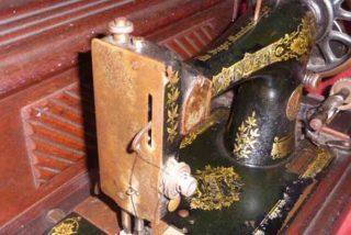 """La maquina de coser Singer: el invento que fue """"un alivio para la mujer"""""""