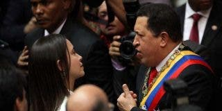 """Venezuela: el día que llamaron """"ladrón"""" a Hugo Chávez en su cara"""