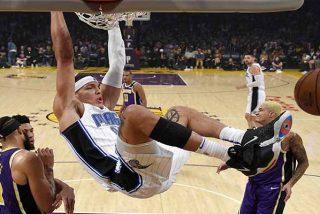 Un novato humilla a Lebrón James y derrotó a Los Lakers en su propia casa