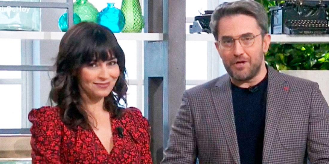 Marta Fernández vuelve a televisión tres años después de que Mediaset la pusiera en la calle