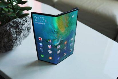 Huawei 'lo peta' con su móvil plegable Mate X: 200.000 unidades vendidas en dos meses