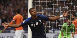 """Mbappe y la primera señal de que eligió irse al Madrid: """"Al final de temporada veremos"""""""