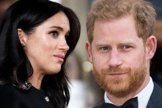"""Príncipe Harry: """"Tengo una gran tristeza, pero no teníamos otra opción que dar un paso atrás"""""""