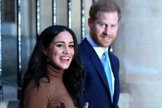 Meghan y Harry,  duques de Sussex 'dimiten' de sus obligaciones reales, y se van de Inglaterra