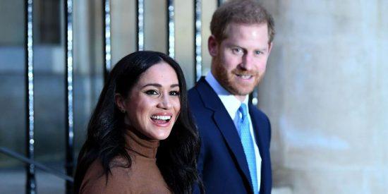 Meghan y Harry, duques de Sussex, 'dimiten' de sus obligaciones reales, y se van de Inglaterra