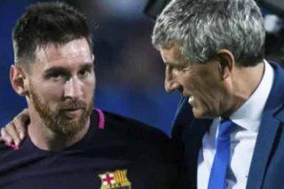 Reunión Messi-Setién: las acuerdos para una nueva revolución en el Camp Nou