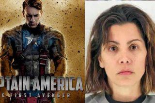 Una actriz de 'Capitán América', acusada de apuñalar a su madre