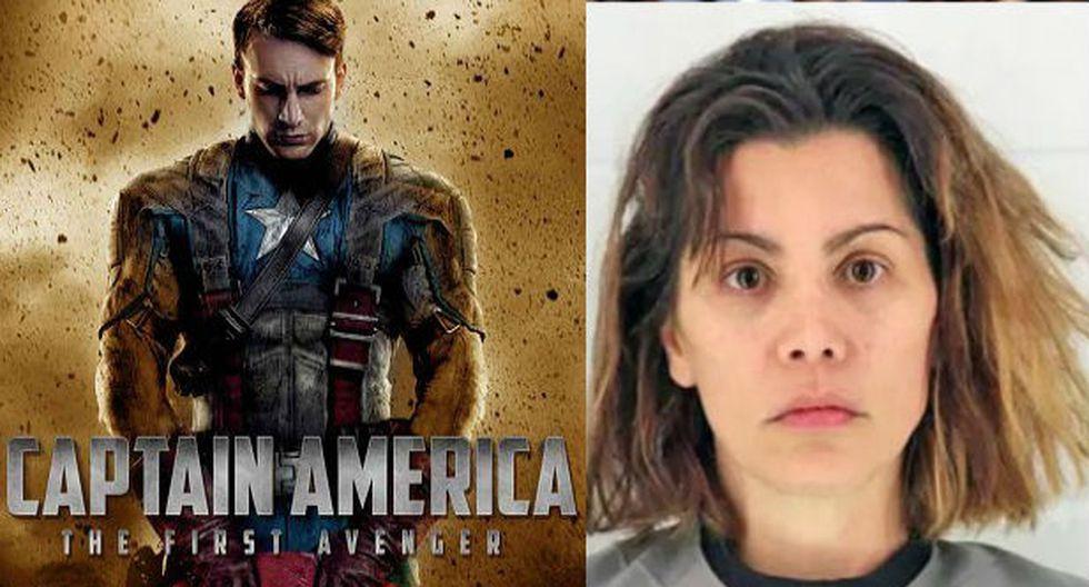 Mollie Fitzgerald, actriz de 'Capitán América', mata a puñaladas a su madre