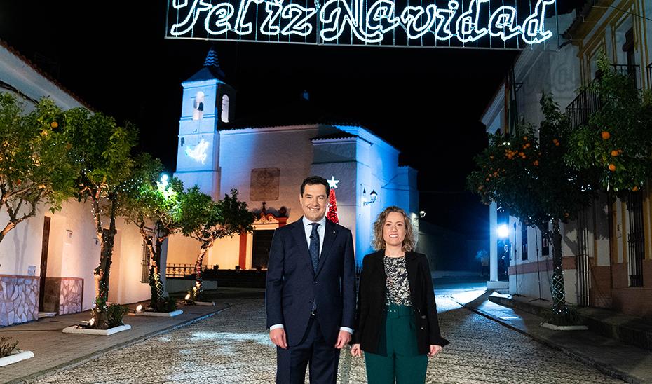 """Moreno Bonilla convencido de que esta será """"la década del progreso de Andalucía"""""""