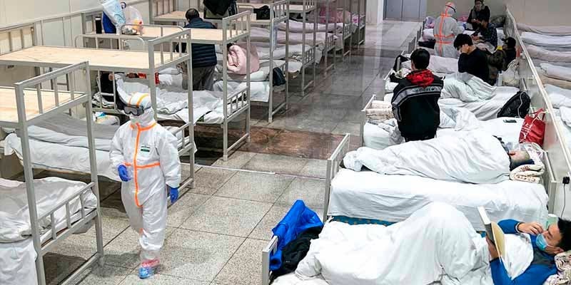 Coronavirus: se multiplican por 10 los casos de peste china al cambiar Pekín los criterios de diagnóstico