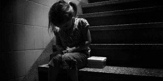 Encuentran a la niña de cinco años que llevaba la mitad de su vida encerrada y sin luz natural