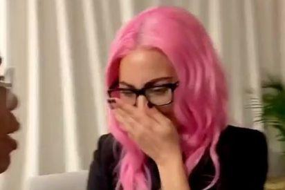 Lady Gaga revela a Oprah Winfrey la enfermedad mental que padece, por las violaciones que sufrió en su adolescencia