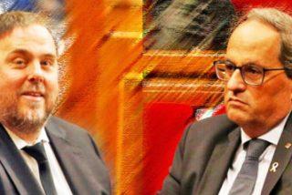 La JEC quita el acta de diputado al xenófobo Torra y el Europarlamento se fumiga al golpista Junqueras como eurodiputado
