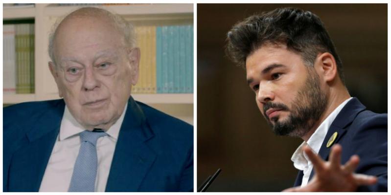 La golpista TV3 se ríe en la cara de los catalanes con un lavado de cara a Jordi Pujol que avergüenza incluso a Gabriel Rufián